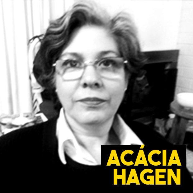 Entrevista com Acácia Maria Maduro Hagen