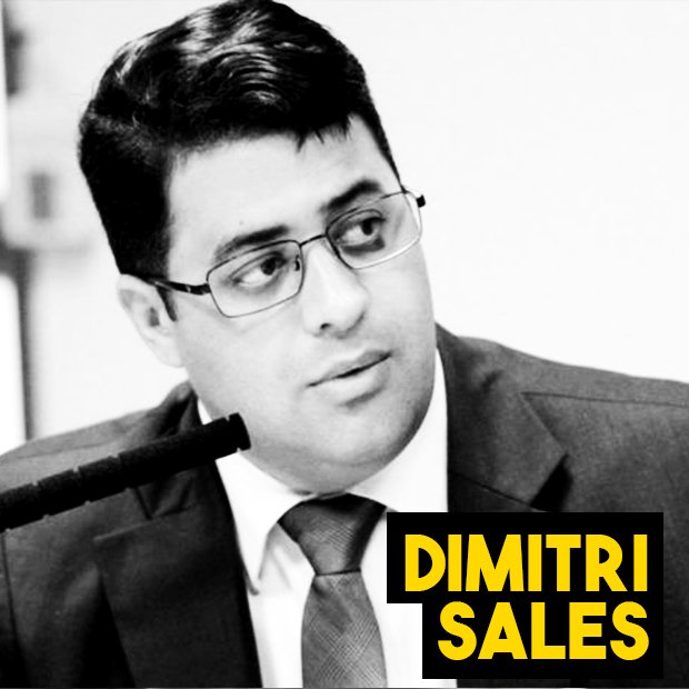 Entrevista com Dimitri Sales