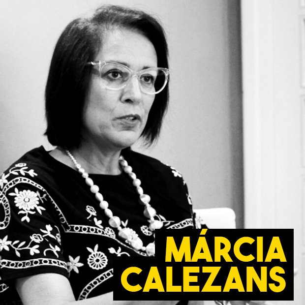 Entrevista com Márcia Esteves de Calazans