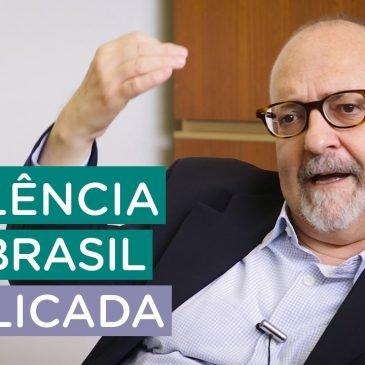 A violência no Brasil explicada por Sergio Adorno