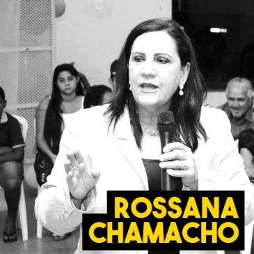 Entrevistas com Delegada Rossana Camacho