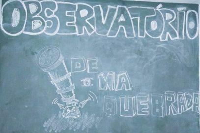 Observatório da Quebrada, projeto que reúne moradores e educadores de Heliópolis. — Foto: Observatório da Quebrada