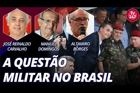 A questão militar no Brasil