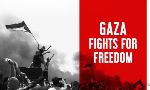 Documentário: Gaza Fights For Freedom (2019)