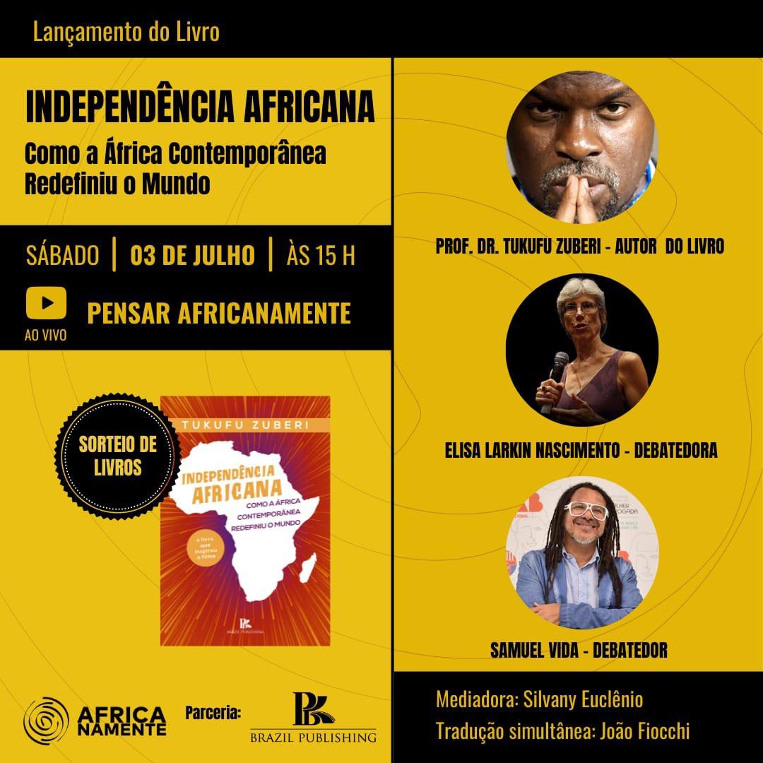 Aula: Independência Africana – Como a África Contemporânea Redefiniu o Mundo