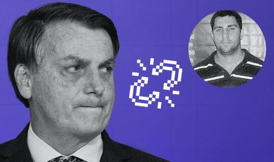 MP encerra escutas no caso Adriano da Nóbrega após menções a Jair Bolsonaro