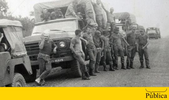 Militares teriam levado presos políticos para matar no Araguaia
