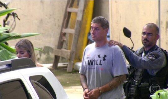 Esposa e amigos de Ronnie Lessa, acusado de matar Marielle, são soltos dias após condenação por destruição de provas